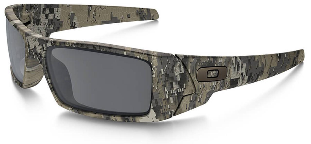 4bd02cc2887 Oakley SI Gascan Sunglasses with Desolve Bare Camo Frame and Black Iridium  Lens