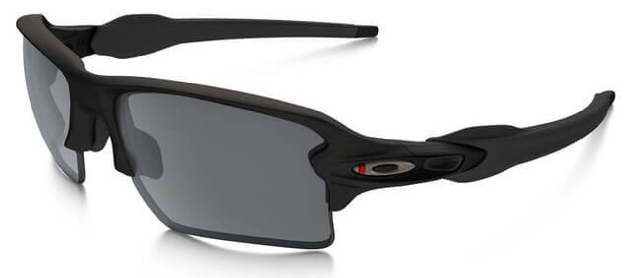 19cb96aba2 Oakley SI Thin Red Line Flak 2.0 XL Sunglasses with Satin Black ...