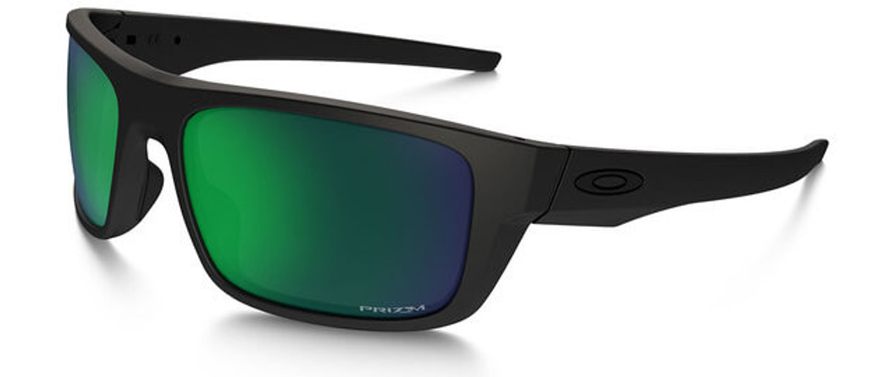 a01bdb7c67 Oakley SI Drop Point Sunglasses with Matte Black Frame and Prizm Maritime  Polarized Lens