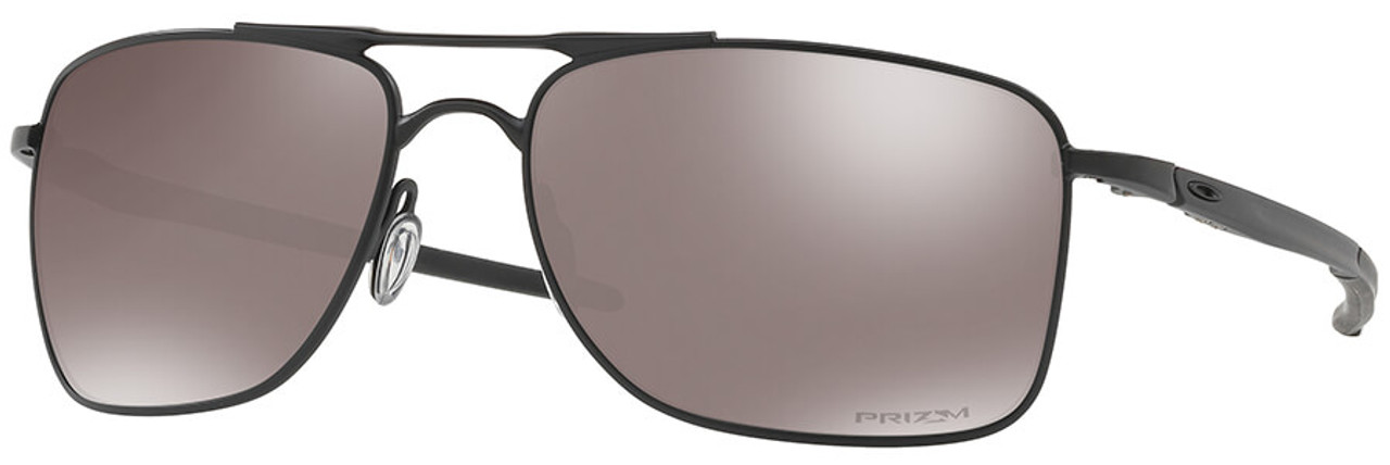 488ffe5c18 Oakley SI Blackside Gauge 8 Sunglasses with Matte Black Frame and Prizm  Black Polarized Lens