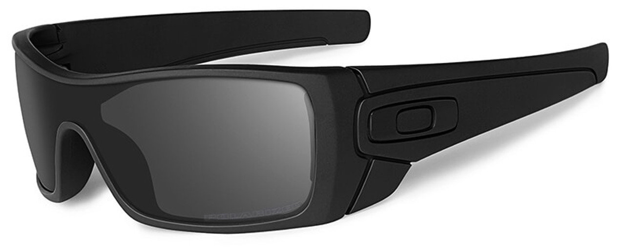617f6e4ae5 Oakley SI Blackside Batwolf with Black Frame and Prizm Black Polarized Lens
