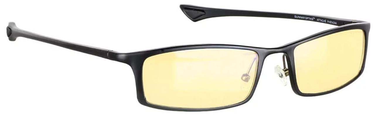 a4330c6587e6 Gunnar Phenom Computer Reading Glasses with Onyx Frame and ...