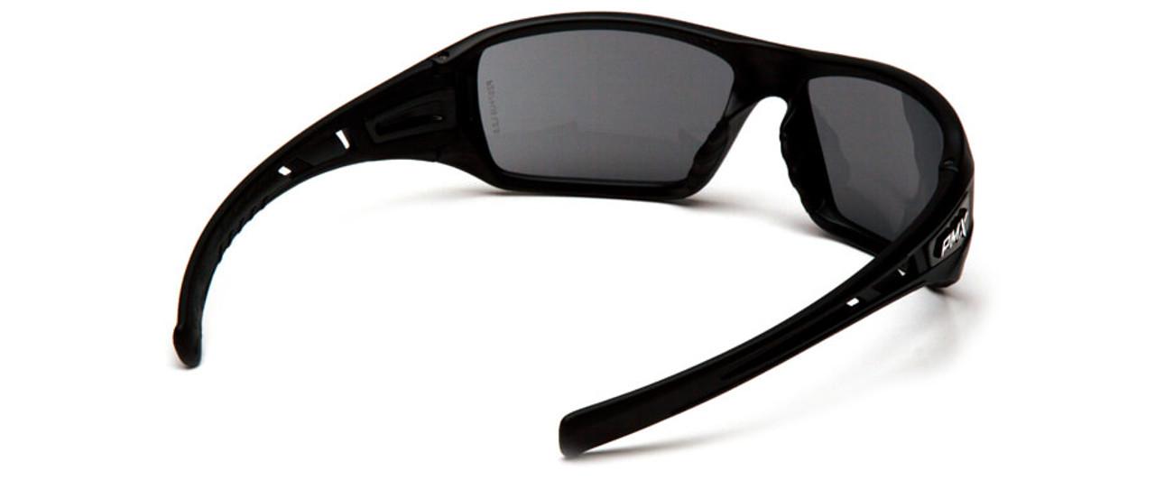 Pyramex SB10410D Velar Black Clear