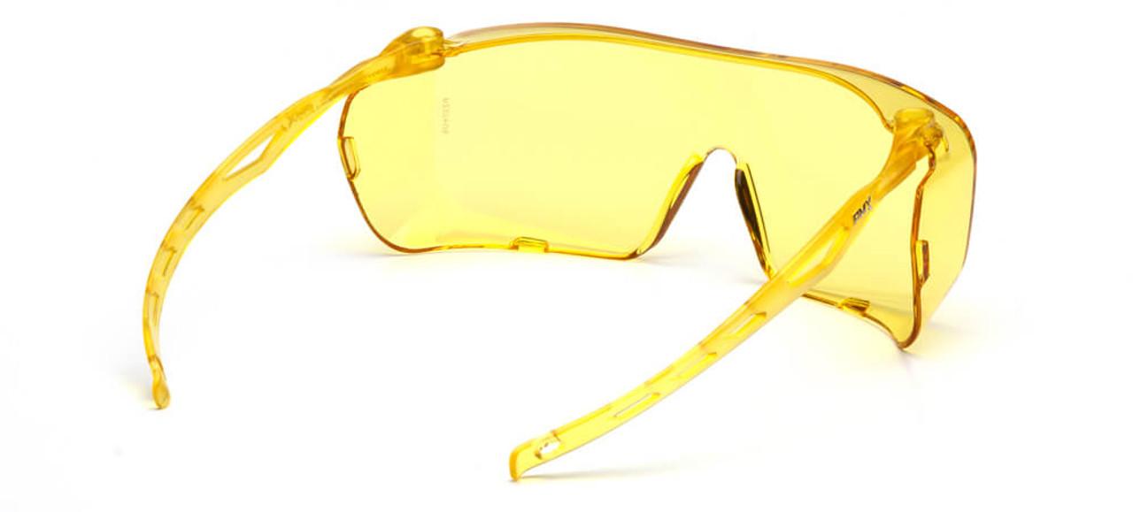Amber Lens Radians T-72 Shooting Glasses