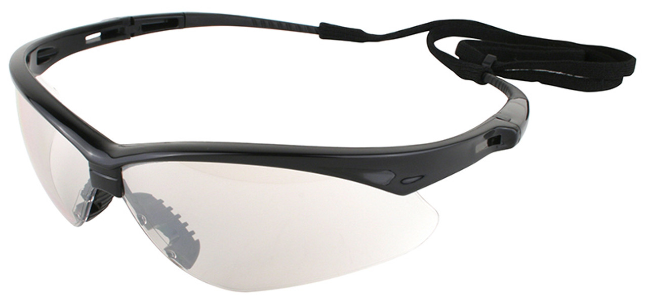 803e7cdbc3c Jackson Nemesis Safety Glasses with Black Frame and Indoor Outdoor Lens