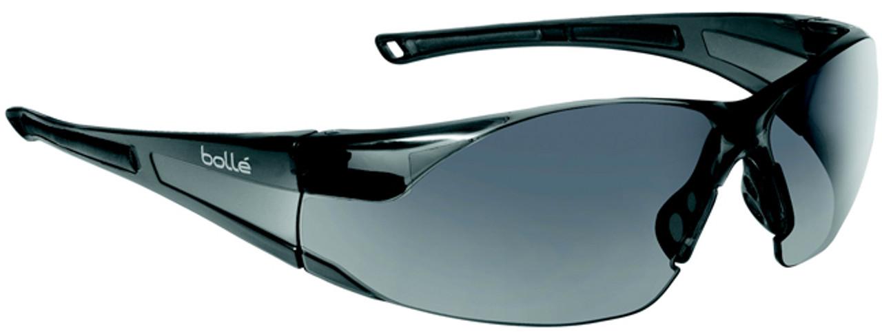 d108a1c4820 Bolle Rush Safety Glasses Smoke Anti-Fog Lens