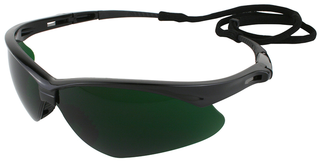 e0dd27784e6 Jackson Nemesis Safety Glasses with Shade 5 Lens