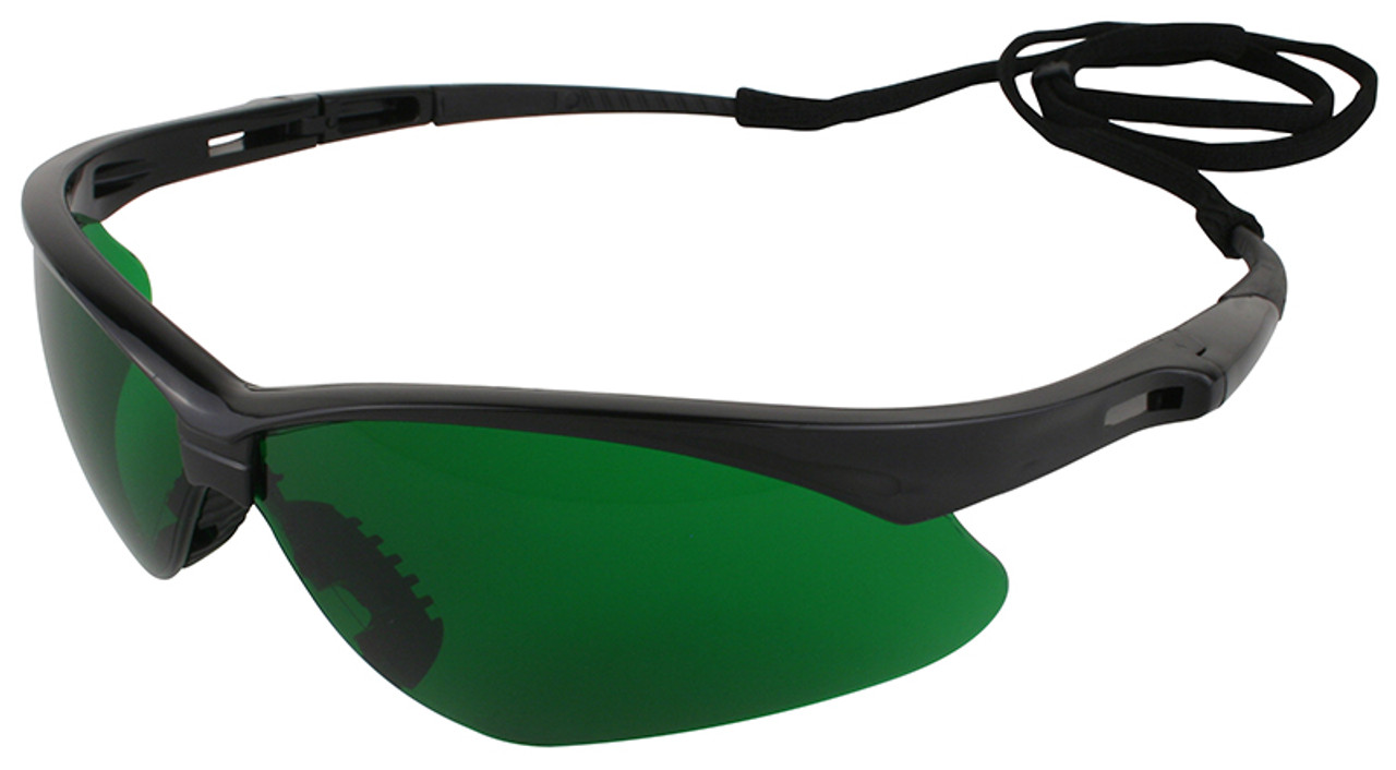 d9c21c7d537 Jackson Nemesis Safety Glasses with Shade 3 Lens
