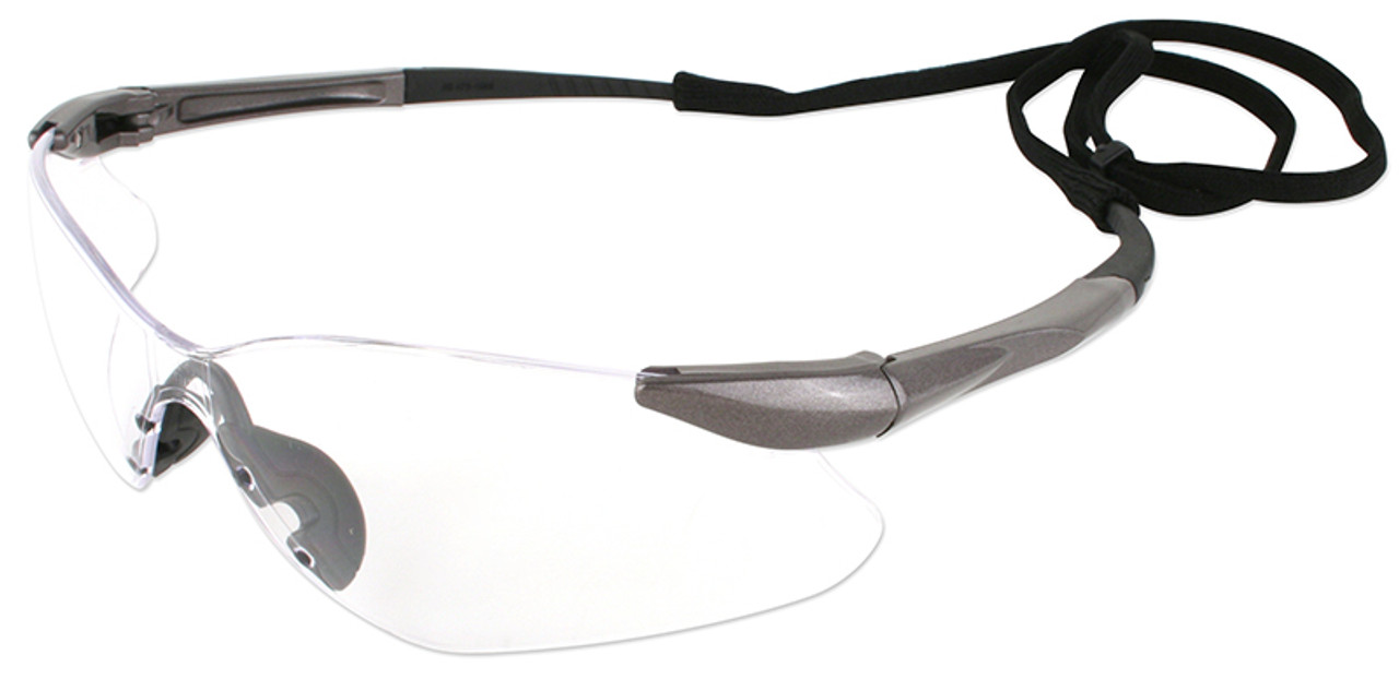c75a1654a1a Jackson Nemesis VL Safety Glasses with Clear Lens