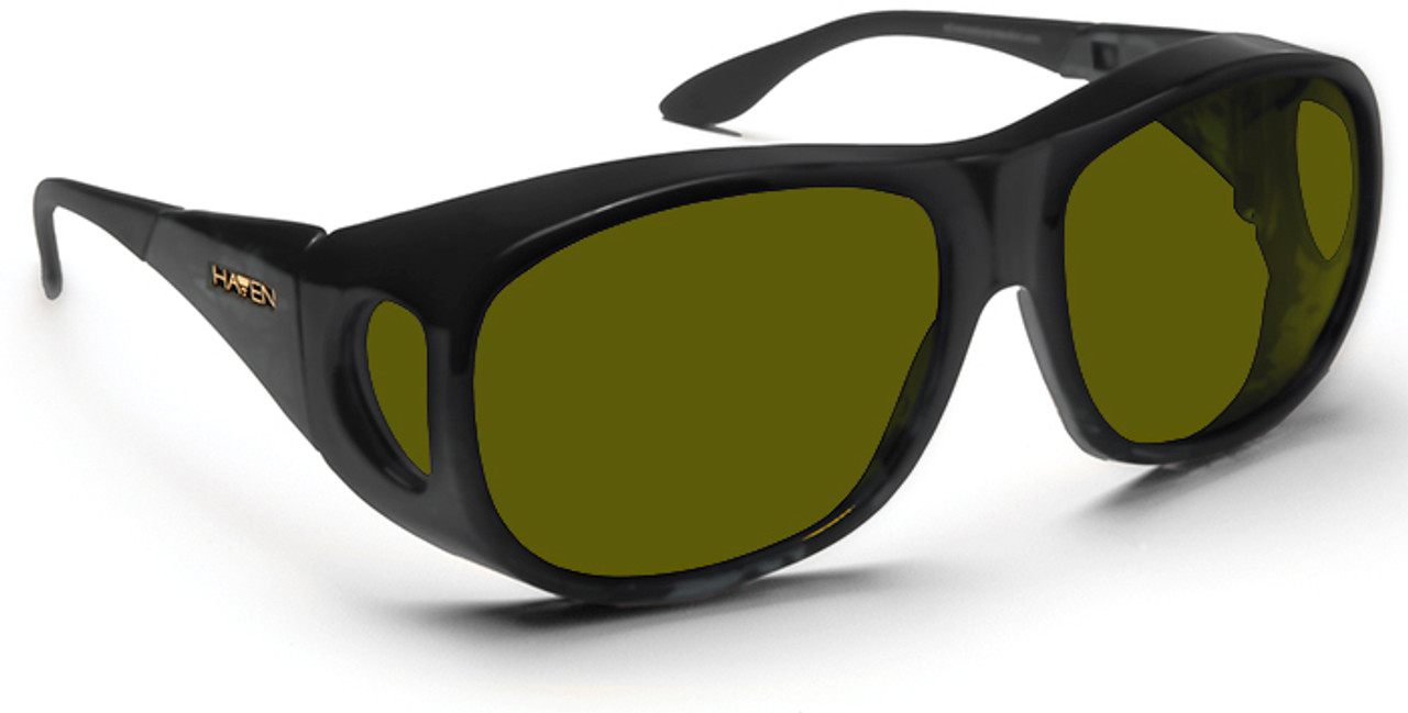 9fd0c756d8 Haven Summerwood OTG Sunglasses with Black Frame and Yellow Polarized Lens