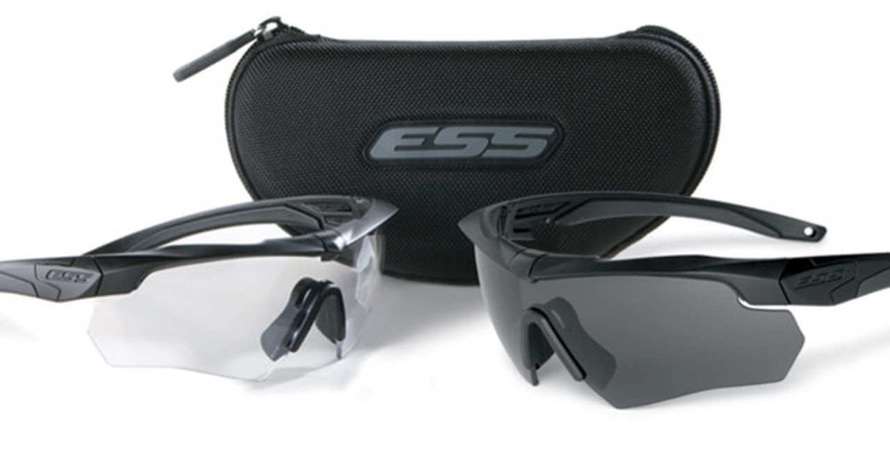 78e348d575c0 ESS Crossbow 2X Safety Glasses Kit