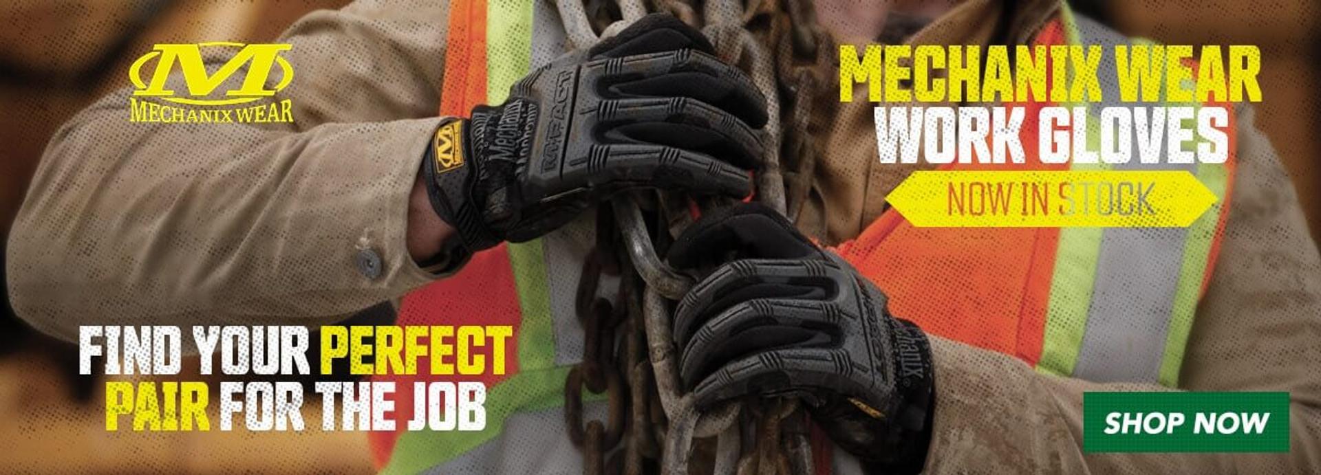 Mechanix Wear Work Gloves