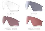 Oakley Si M Frame Alpha Sunglasses With Matte Black Frame
