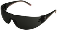 68aad8c89344 Bouton Eva Petite Women s Safety Glasses with Pink Temple Trim and ...