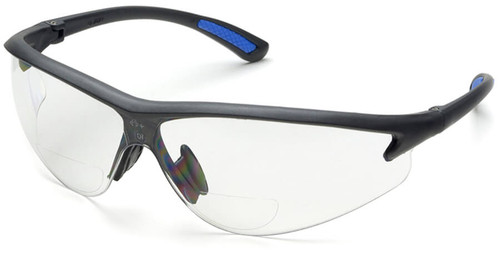 Elvex Rx-300 Bifocal Safety Glasses With Clear Lens