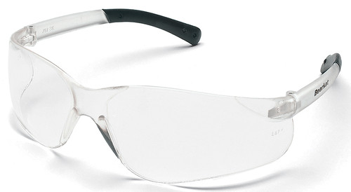Crews Bearkat Small Safety Glasses with Clear Lenses