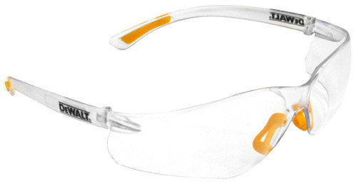 DeWalt Contractor Pro Safety glasses with Clear Anti-Fog Lens