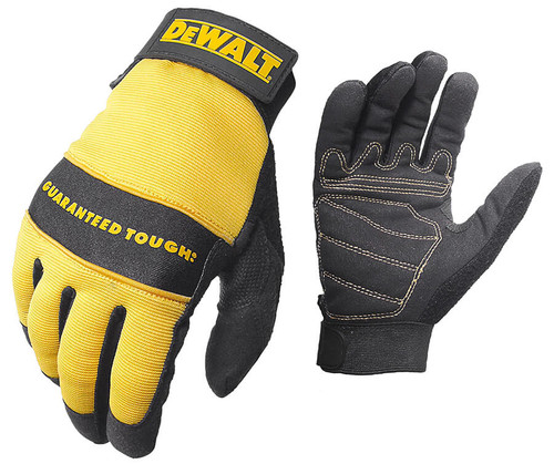 DeWalt All Purpose Synthetic Leather Palm Gloves DPG20