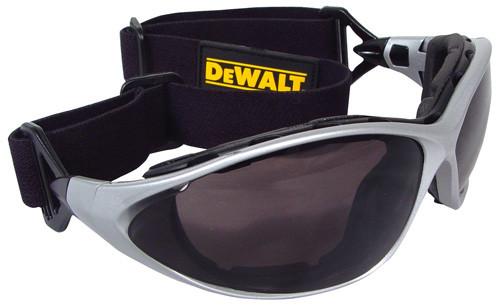 74921aebc85 ... DeWalt Framework Interchangeable Safety Goggles with Clear Anti-Fog Lens