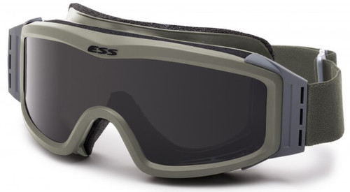 ESS Profile NVG Goggles Foliage Green with Clear and Gray Lenses and Stealth Sleeve