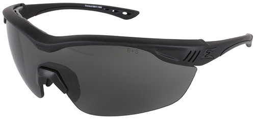 853d41662bd Edge Overlord Tactical Safety Glasses Kit with Polarized Smoke