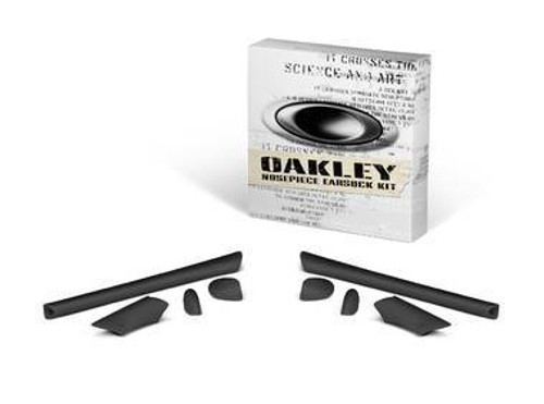 3b038f2cd5a Oakley Half Jacket Accessory Kit with Black Nose Pads and Black Earsocks  Lenses