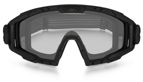 Oakley SI Ballistic Goggle 2.0 with Black Frame and Clear Lens 89355aa666