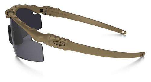 092f7400c9 ... Oakley SI Ballistic M Frame 3.0 with Dark Bone Frame and Grey Lens ...