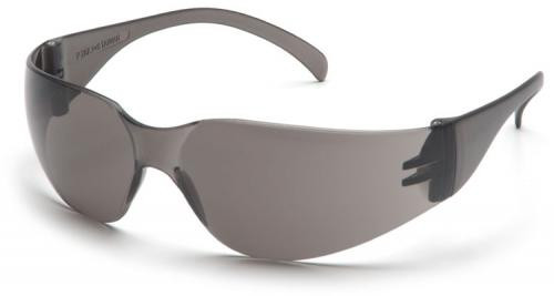 Pyramex Intruder Safety Glasses with Gray Lens