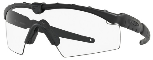 df116c3bec Oakley SI Industrial Ballistic M Frame 2.0 with Matte Black Frame and Clear  Lens ...