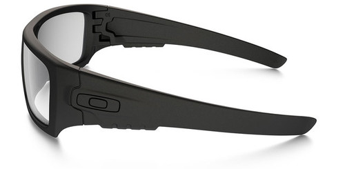 612bcb5631 Oakley SI Ballistic Industrial Det Cord with Matte Black Frame and Clear  Lens