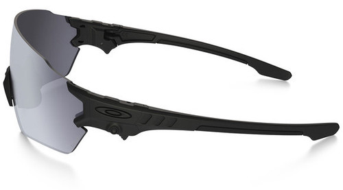 feb0002a1c ... Oakley SI Industrial Tombstone Spoil with Matte Black Frame and Grey  Lens Side ...