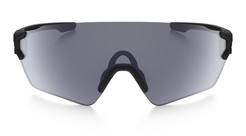 e9bbe256f1 ... Oakley SI Industrial Tombstone Spoil with Matte Black Frame and Grey  Lens Front ...
