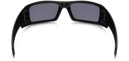 4472c06444 ... Oakley SI Thin Blue Line Gascan with Black Frame and Grey Lens Back