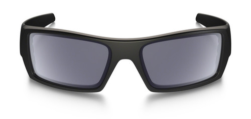 a67ec5bbef ... Oakley SI Thin Blue Line Gascan with Black Frame and Grey Lens Front ...