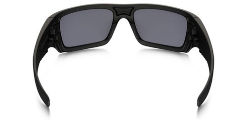 e50d30ef36 Oakley SI Ballistic Industrial Det Cord with Matte Black Frame and Grey Lens