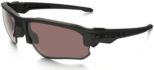 Oakley SI Speed Jacket Sunglasses Array with Matte Black Frame and Prizm TR22, Prizm TR45 and Clear Lenses