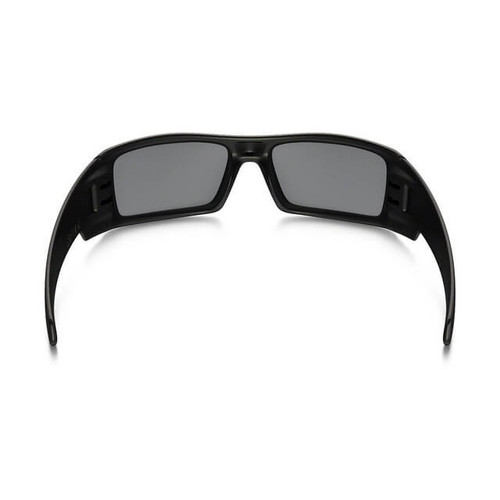 75f41b899f Oakley SI Thin Red Line Gascan Sunglasses with Satin Black Frame and Black  Iridium Lens