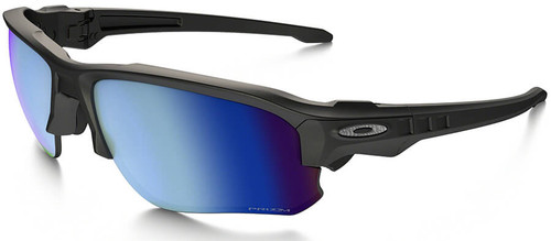 Oakley SI Speed Jacket Safety Sunglasses with Matte Black Frame and Prizm Deep Water Polarized Lens