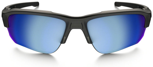 56bcf61d7de31 ... Oakley SI Speed Jacket Safety Sunglasses with Matte Black Frame and  Prizm Deep Water Polarized Lens ...