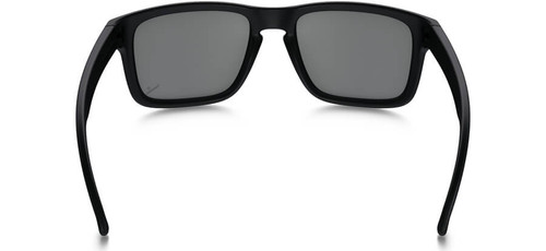 a571af8a50 ... Oakley SI Infinite Hero Holbrook Sunglasses with Blue Black Frame and Black  Iridium Lens - Back ...