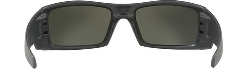 752b18ed92 ... Oakley Gascan Sunglasses with Steel Frame and Prizm Black Polarized Lens  - Back