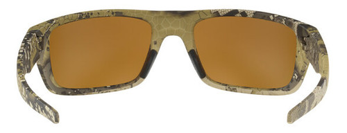 dd4de68c55a ... Oakley SI Drop Point Sunglasses with Desolve Bare Frame and Prizm  Tungsten Polarized Lens - Back