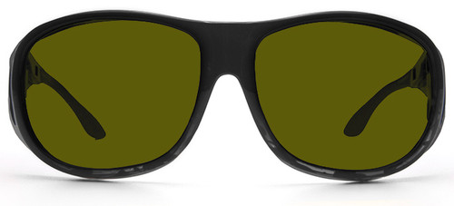 ba80768116 ... Haven Summerwood OTG Sunglasses with Black Frame and Yellow Polarized  Lens ...
