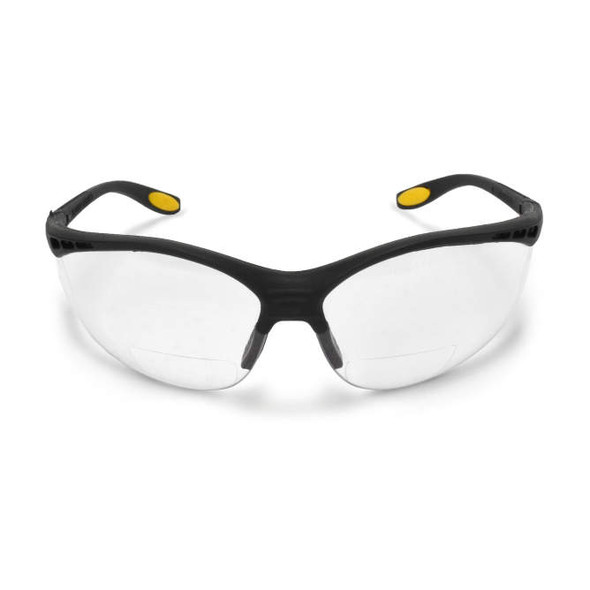 DeWalt Reinforcer Rx DPG59 Bifocal Safety Glasses  Front View