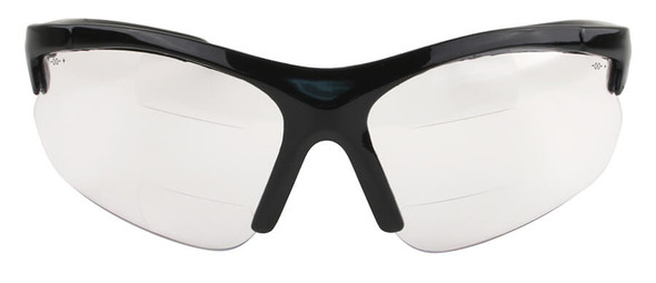 KleenGuard 30-06 Dual Segment Bifocal Safety Glasses With Clear Lens - Front