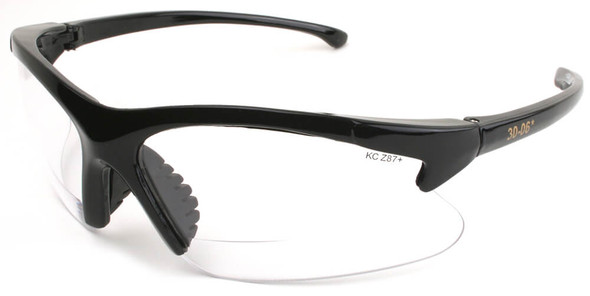 KleenGuard 30-06 Bifocal Safety Glasses With Clear Lens