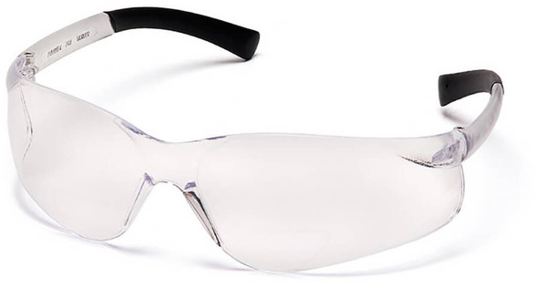 Pyramex Ztek Bifocal Safety Glasses with Clear Lens S2510R