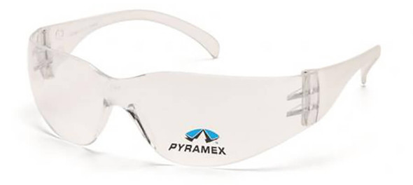 Pyramex Intruder Readers Bifocal Safety Glasses with Clear Lens S4110R