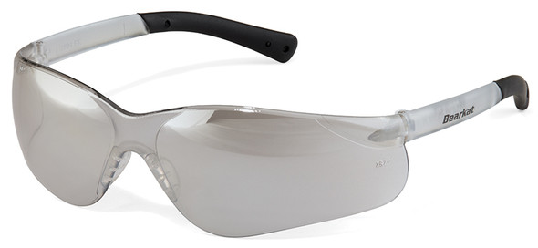 Crews Bearkat 3 Safety Glasses with Indoor/Outdoor Lenses and Soft Gel Nose Pad